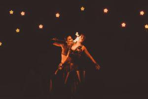 Taboo Fire Dancers